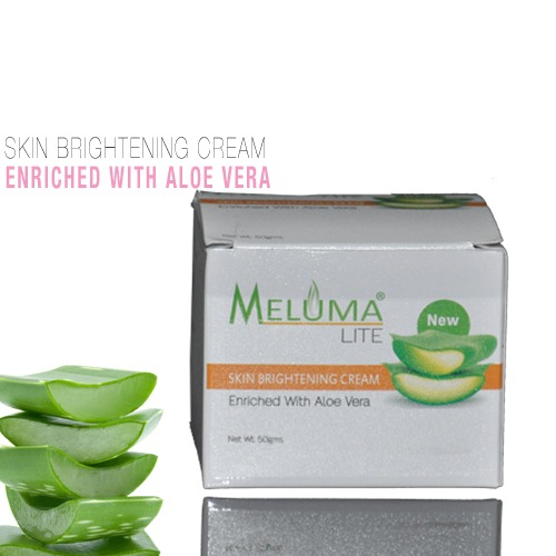 Meluma Lite - Skin brightening Cream