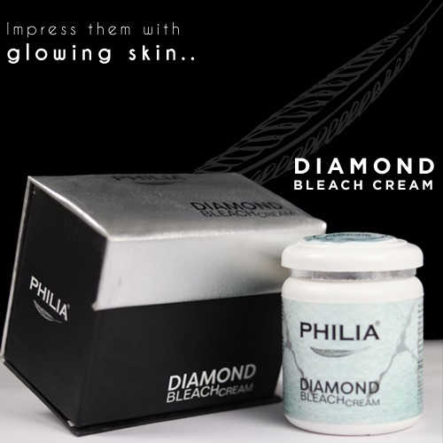 Philia Diamond Bleach Cream