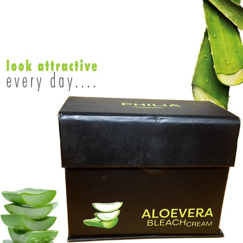Philia Aloevera Bleach Cream