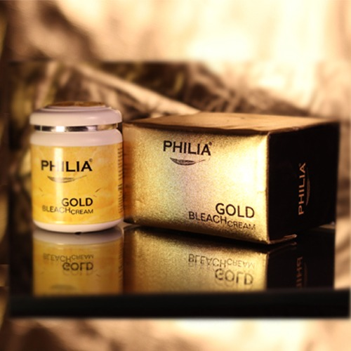 Philia Gold Bleach Cream